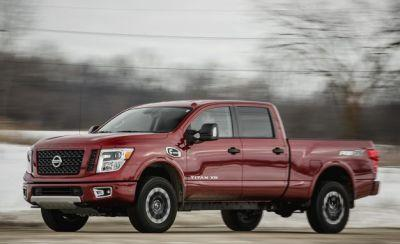 Nissan Titan XD Diesel 10,000-Mile Long-Term Update: A Big Truck with a Big Thirst