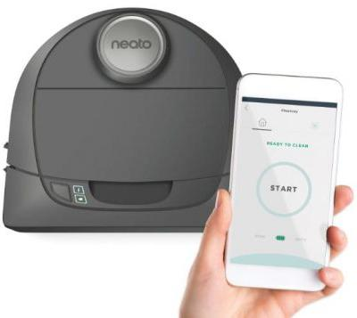 Neato Botvac D7 Voice Activated Robot Vacuum Cleaner Launches For $800