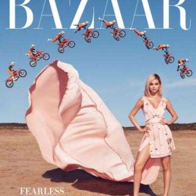 Selena Gomez Is Bazaar's March Cover Star!Gomez gets candid with