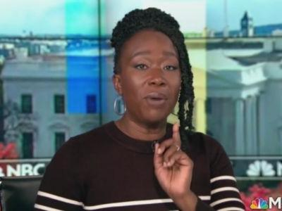 Joy Reid Reportedly Being Named Permanent Host of MSNBC's 7 PM Hour