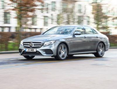 2018 Mercedes-Benz E350e Plug-In Hybrid Driven: The Eco-est E-class