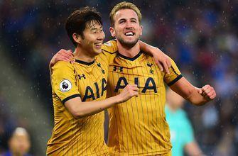 Watch: Harry Kane scores four at Leicester, takes Golden Boot lead