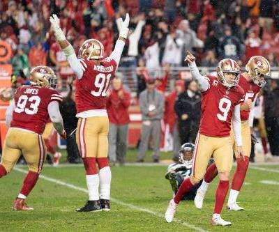 Seattle Seahawks miss chance to secure playoff berth in loss to San Francisco 49ers