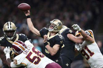 ICYMI in NFL Week 11: Comeback makes Saints 1st 8-2 from 0-2