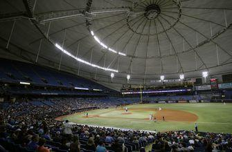 St. Pete won't allow Rays to share games with Montreal