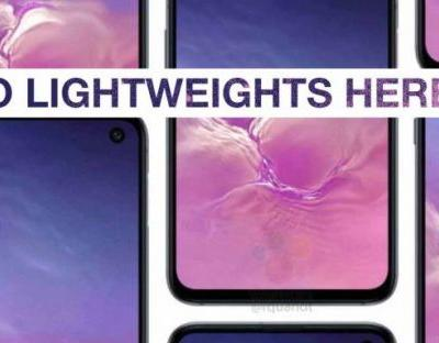 "FCC proof Galaxy S10E isn't ""Lite"" to Samsung"