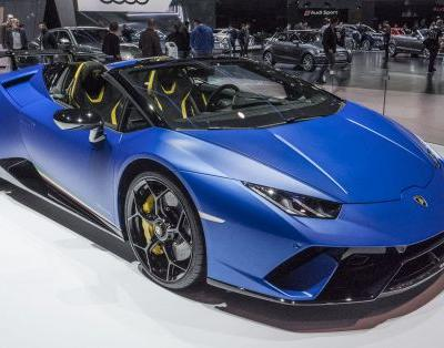 See all the wild cars and concepts from the Geneva Motor Show