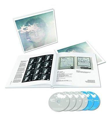 Album and DVD/Blu-ray Reviews: John Lennon - Imagine: The Ultimate Collection and Imagine/Gimme Some Truth