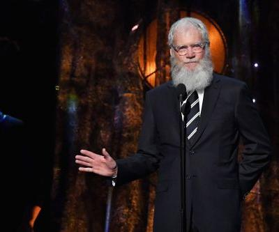 David Letterman Wants the Old Trump Back: Used to Be 'The Boob of New York,' Now He's 'Psychotic'
