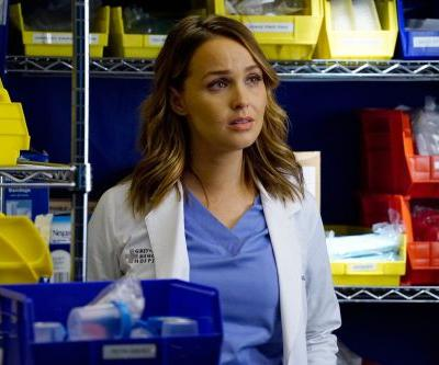 Why Grey's Anatomy Star Camilla Luddington Is Still Rooting For Jolex