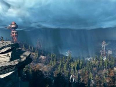 Fallout 76 Full Map Gives Us an Early Look at West Virginia