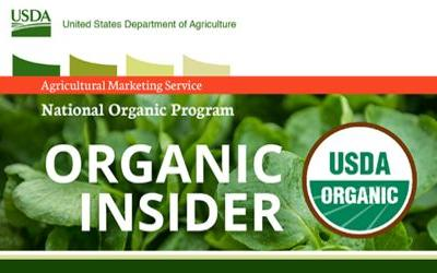 USDA proposes changes to 'National List' for organic producers