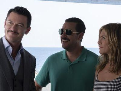 A Lot Of Netflix Users Have Streamed Murder Mystery With Adam Sandler And Jennifer Aniston