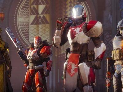 Destiny 2's December plans include Masterwork weapons and an economic overhaul