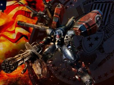 'Metal Wolf Chaos XD' Is the Hell That Is America