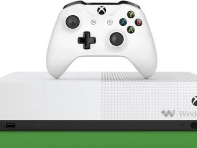 Disc-Less Xbox One S Launch Expected May 7th