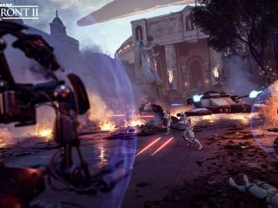 Battlefront II's next focus is huge battles for solo players