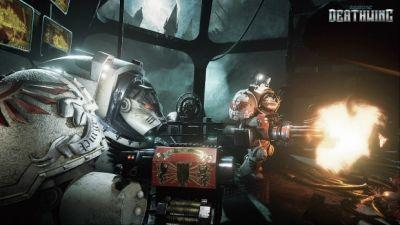 Space Hulk: Deathwing Gets Launch Trailer