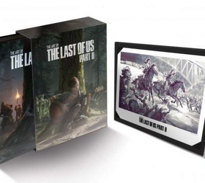 Grab The Art of the Last of Us Part II Deluxe Edition for 40% off