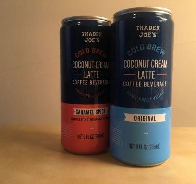 I Tried Trader Joe's Cold Brew Coconut Cream Latte, and This Is the Best Flavor
