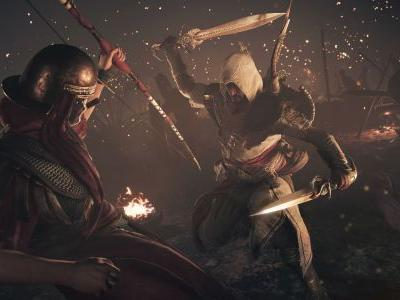 Assassin's Creed Origins First DLC Out on January 23rd, Content Roadmap Revealed