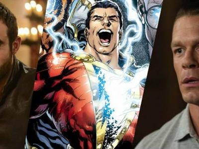 Shazam: John Cena & Joshua Sasse Are Rumored Frontrunners To Play Shazam!