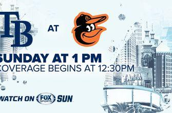 Preview: Rays turn to Ryne Stanek in Game 4 in Baltimore