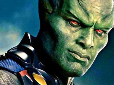 Is Martian Manhunter Getting His Own DCEU Movie?