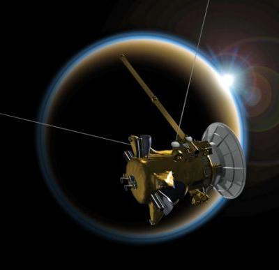 NASA's Cassini spacecraft is on its death dive, and you can track it live
