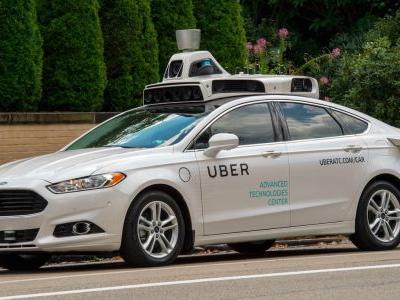 Uber wants its self-driving cars picking up passengers in 18 months
