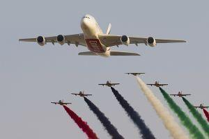 Middle East blazing a trail in the sky