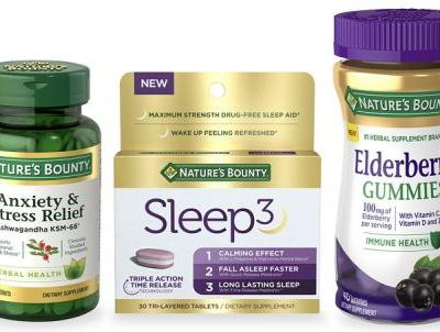 May new product launches: Stress relief and better sleep, probiotics for baby, sugar-free collagen candy, and more