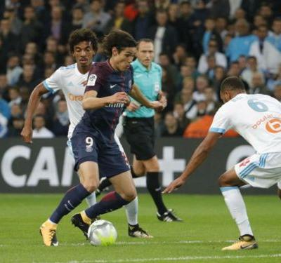 Cavani calls on PSG to keep improving after Classique draw