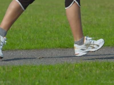 Move your feet to prevent dementia: Research shows exercise boosts brain function