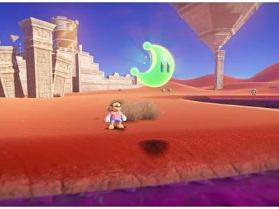 Super Mario Odyssey Beginner's Guide: Tips for Finding Power Moons