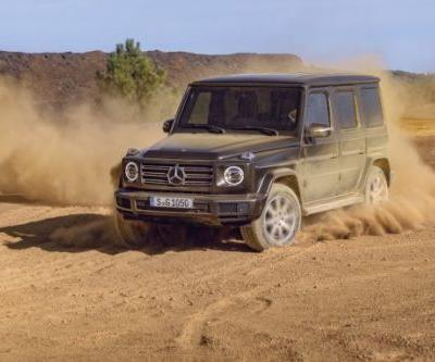 2019 Mercedes-Benz G550 official: Iconic luxury SUV goes high-tech