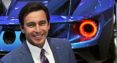 Ford Has Reportedly Fired CEO Mark Fields