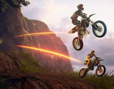 New Nintendo Releases This Week - Warframe, Moto Racer 4