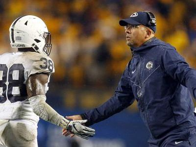James Franklin's 'Super Bowl' philosophy perfect for Penn State-Ohio State