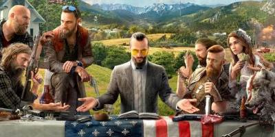 Far Cry 5 feels like a Tarantino-esque attack on modern politics