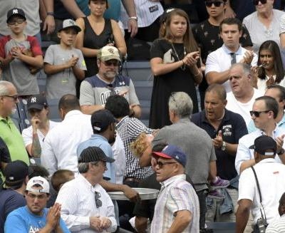 5-year-old girl at Yankee Stadium hospitalized after being hit with 105 mph foul ball