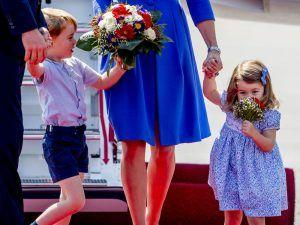 The Roles Prince George And Princess Charlotte Will Most Likely Have In Harry And Meghan's Wedding