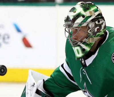 Bishop bounces back, Stars catch Predators with Game 4 win