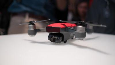 DJI Spark is a mini drone everyone can fly