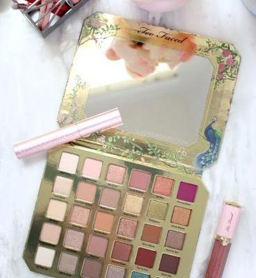 Too Faced Natural Lust Palette Value Bundle on HSN