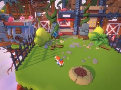 Super Lucky's Tale - hands-on with Microsoft's new mascot