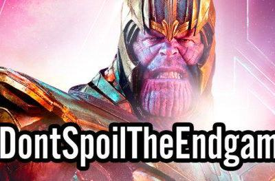 DontSpoilTheEndgame Campaign Launched by Avengers DirectorsJoe