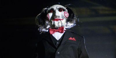 Billy the Puppet Looks More Menacing Then Ever In New Jigsaw Poster