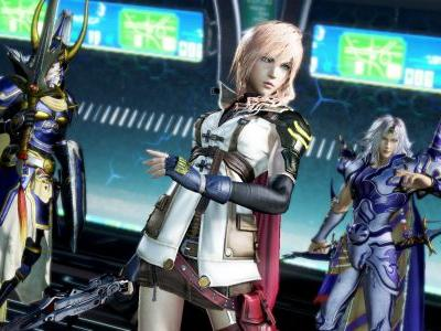 Dissidia Final Fantasy NT Receives Last Update on March 5th, No Sequel Planned