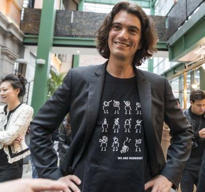 WeWork cofounder Adam Neumann personally invested $30 million in a startup and loaned money to its CEO. Then the CEO got fired for alleged gross misconduct
